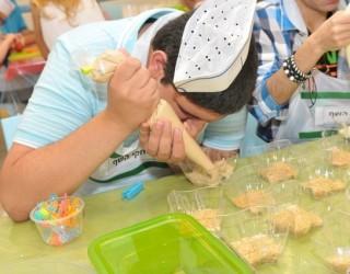 «Master Chef» pour aveugles et mal-voyants à Ashdod !