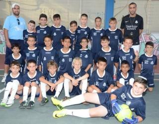 Soirée de cloture du Club de Foot junior d'Ashdod !