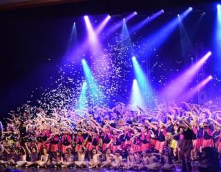 Fête de fin d'année de l'école de danse Noelia