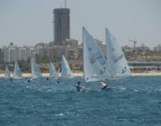 Six marins du club de voile d'Ashdod font partis de l'équipe nationale d'Israël !