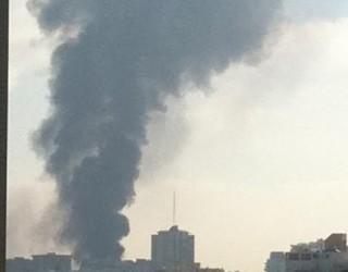 Ashdod : Un missile frappe une station essence, le MDA traite des victimes sur place
