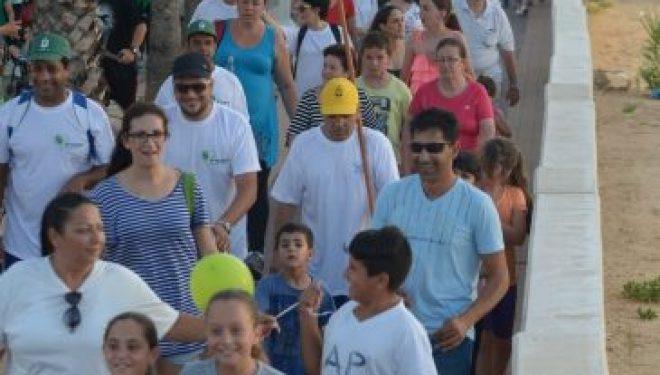 Ashdod : venez tous marcher ce lundi 30 mai sur la tayelet pour votre bien être !