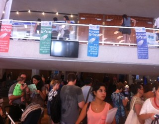Salon de l'emploi pour nouveaux immigrants de Tel Aviv : un succès !