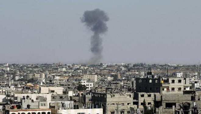 des roquettes atteignent Israël : 11ème rupture de trêve (armée)