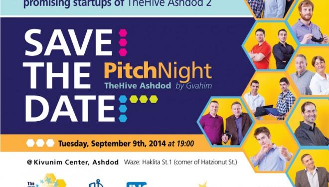 La première opportunité pour répondre  à votre projet de création de start up à Ashdod