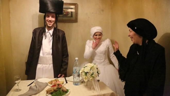 Le mariage de Mea Shearim et National Geographic