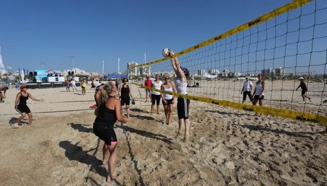Evènements sportifs à Ashdod