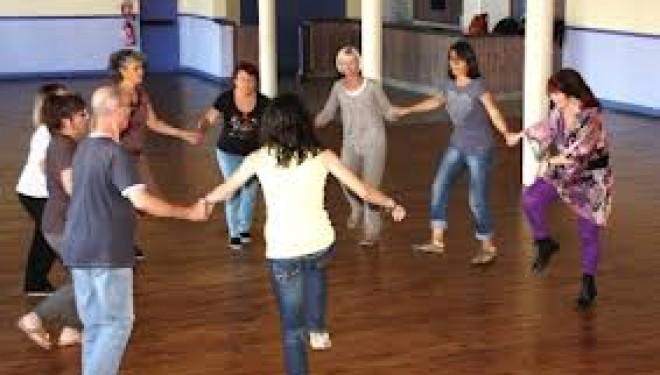Danses Folkloriques pour dames