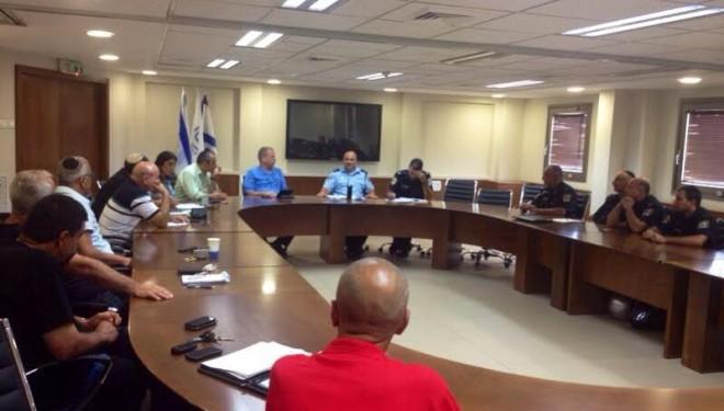 Renforcement des capacités pour assurer l'ordre public à Ashdod !