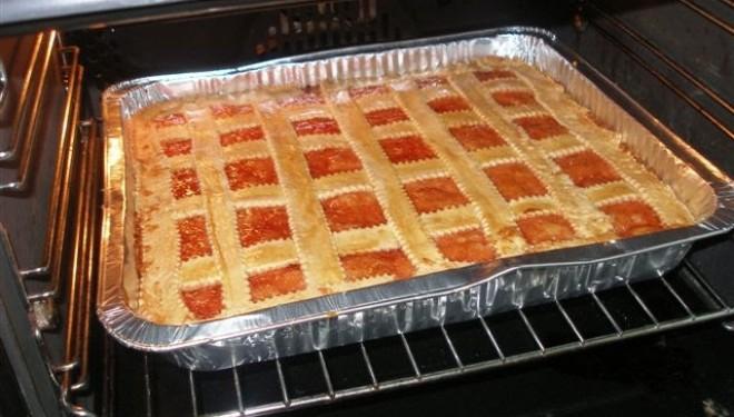 la tarte à la confiture de Soly