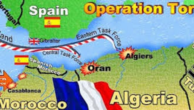 Le Trait d'Union : commémoration du débarquement allié en Afrique du nord