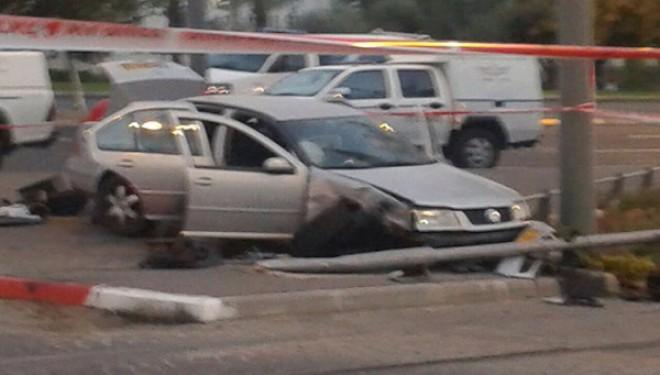 Jérusalem : Attaque terroriste à la voiture bélier, plusieurs blessés dont un bébé