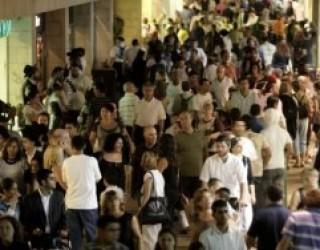 rapport : les israéliens aussi riches que la plupart des Européens