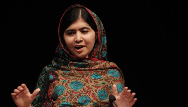 Malala dédie son Nobel de la Paix aux «enfants sans voix»