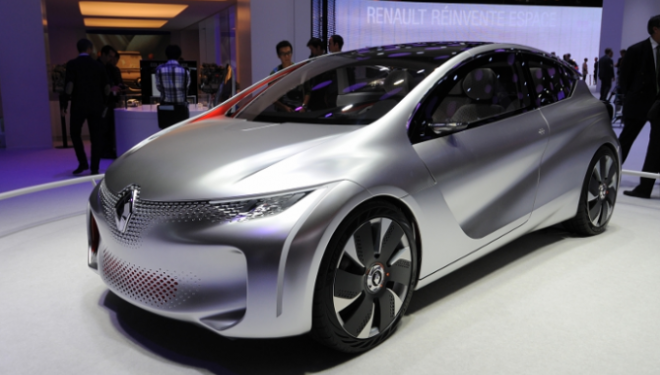 Mondial de l'Automobile 2014 : cap vers l'innovation !