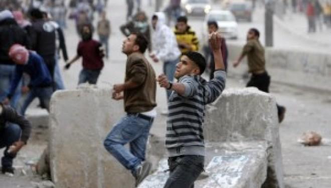 Israel :20 ans de prison pour les lanceurs de pierres