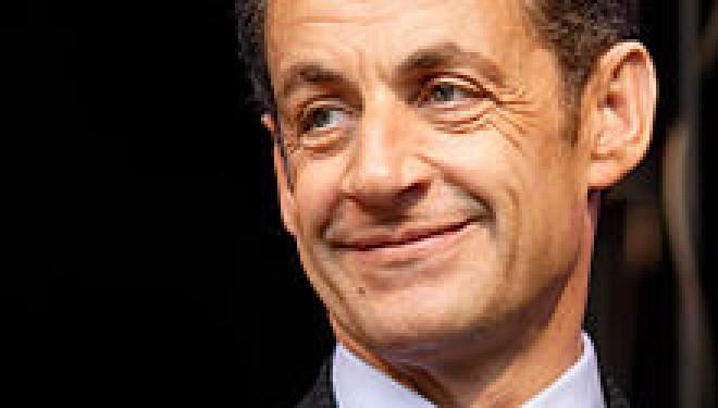 Nicolas Sarkozy élu président de l'UMP !