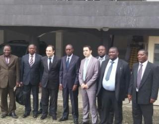 Tourisme : Rencontre PartirenIsrael et le Directeur General des Cultes de Cote d'Ivoire