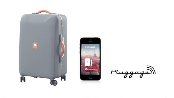 Insolite – Delsey invente la valise qui prévient lorsqu'elle n'est pas en soute