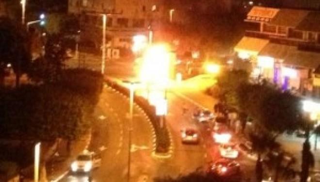 Deux blessés par grenades à Ashdod. La police pense à un acte criminel !