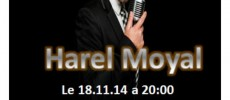 Festival Olim ha lagal : Harel Moyal en concert a Ashdod