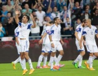 Football: Israël, brillamment