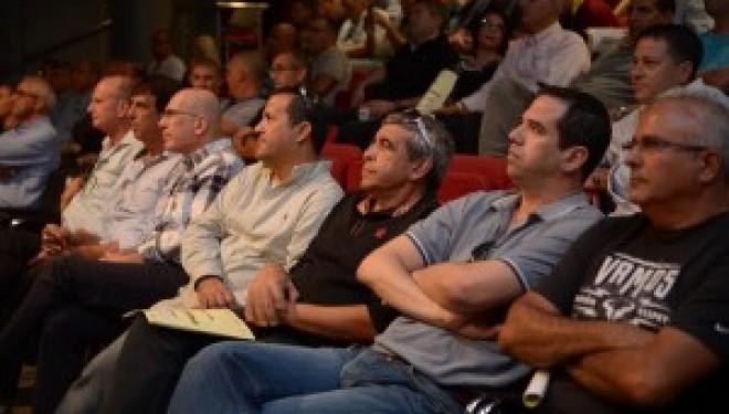 Ashdod : réunion de tous les directeurs municipaux du service des sports du pays !