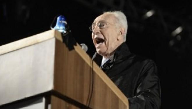 Peres : « Ceux qui ont renoncé à chercher à faire la paix sont des naïfs »
