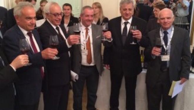 Israël : Dégustations de vins à l'Organisation Internationale de la Vigne et du Vin