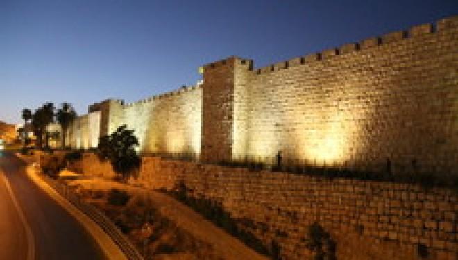 Découvrez Israël autrement avec Isabelle : les murailles de Jérusalem