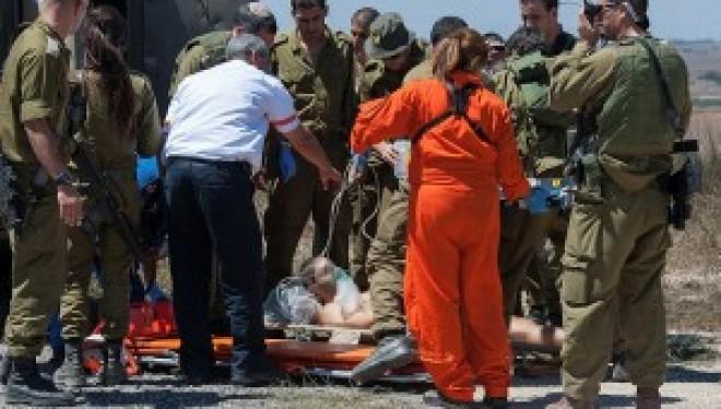 Tirs dans la Bande de Gaza: Un soldat de Tsahal grièvement blessé