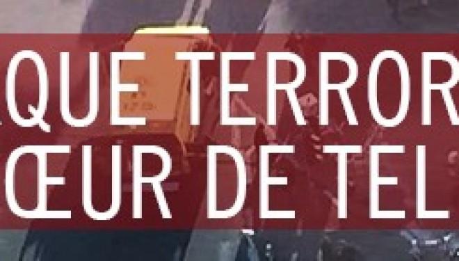 Attaque à Tel Aviv : au moins 12 personnes blessées