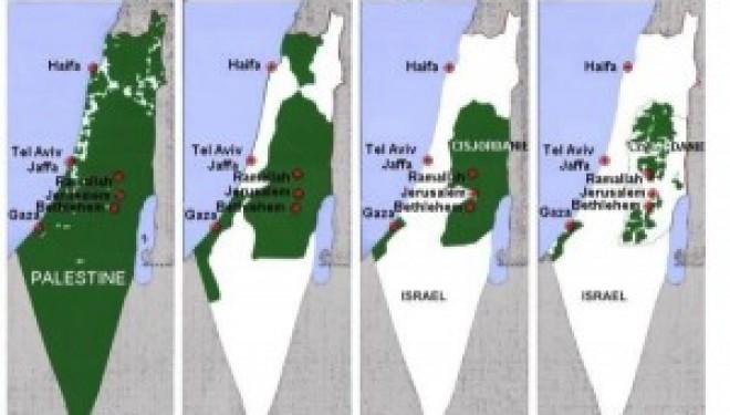 Israël rayé de la carte