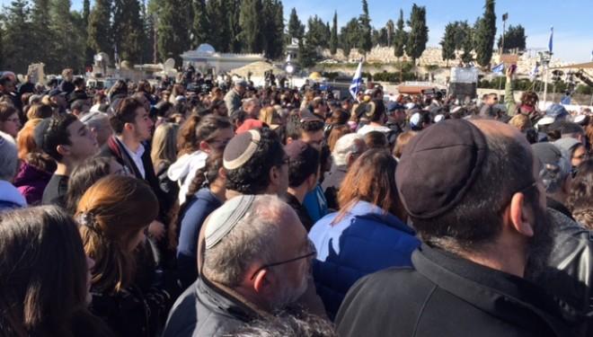 Yehiel Lasri : Dernier hommage aux quatre victimes de l'hyper casher de Vincennes