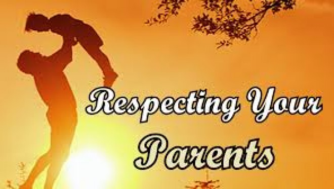 Qui est astreint au respect des parents ? (1/4)