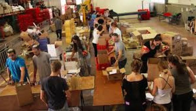 Volontariat Civil : Tsahal à besoin de nous !