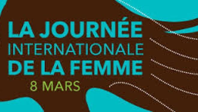 Bientôt le 8 mars «la journée internationale de la femme» Que vous inspire cette journée?