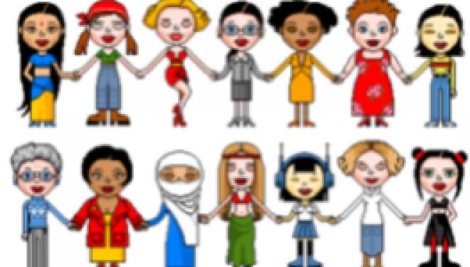 La journée internationale de la femme est aussi fêtée à l'Espace Francophone d'Ashdod !