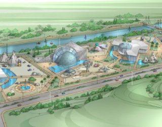 L'ouverture du  Centre spatial International prévu à Ashdod a été déplacée à Ashkelon !!!