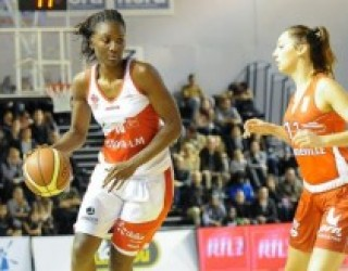 Basket (Eurocoupe) – Laetitia Kamba (ESBVA) : « On est capable d'aller la chercher cette finale ! »