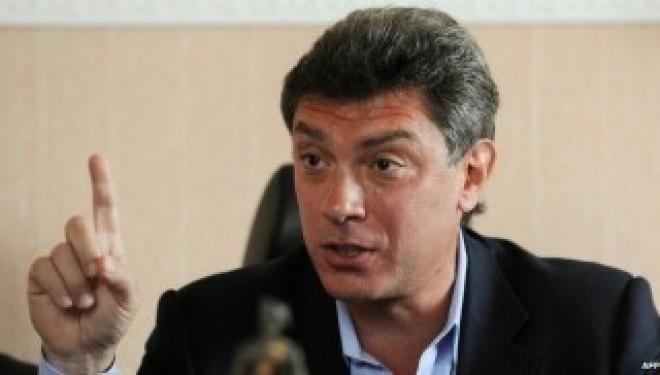 L'opposant à Poutine, Boris Nemtsov (juif) a été tué par balle