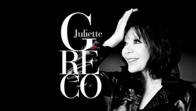 Juliette Gréco, «l'éternelle jeunesse», en concert à Tel Aviv le 4 mai prochain !!!
