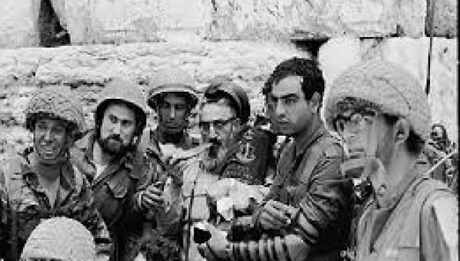 La Saga des juifs de France depuis 1945(7)  Six Jours qui font trembler le monde..