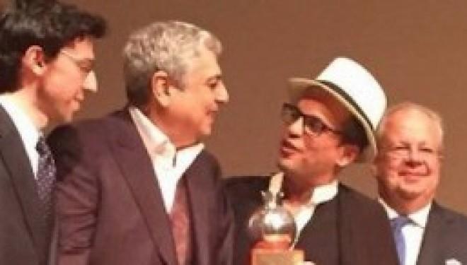 cinema : Kamal Hachkar reçoit un Award pour son Tinghir-Jérusalem