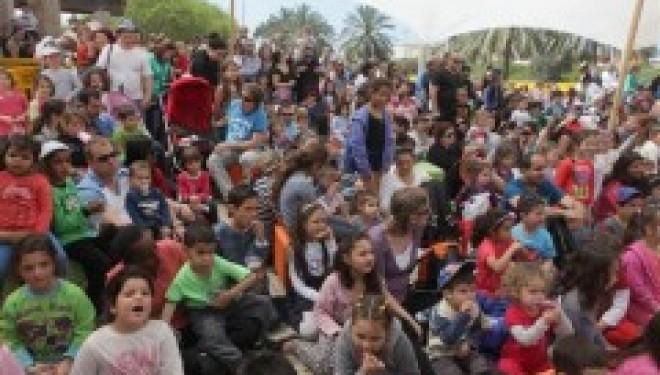Fêter le printemps et la Mimouna à Ashdod !