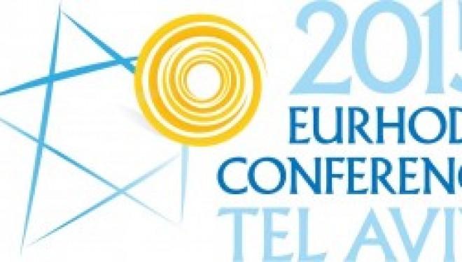 Vatel Tel Aviv organise la 22e Conférence Eurhodip, le 14 mai prochain