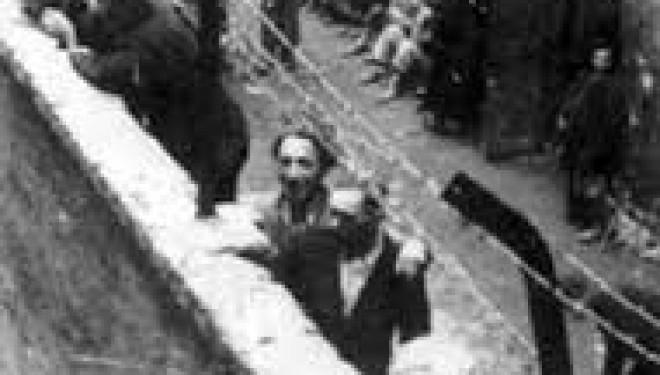 Le soulèvement du ghetto de Varsovie, c'etait il y a 72 ans !