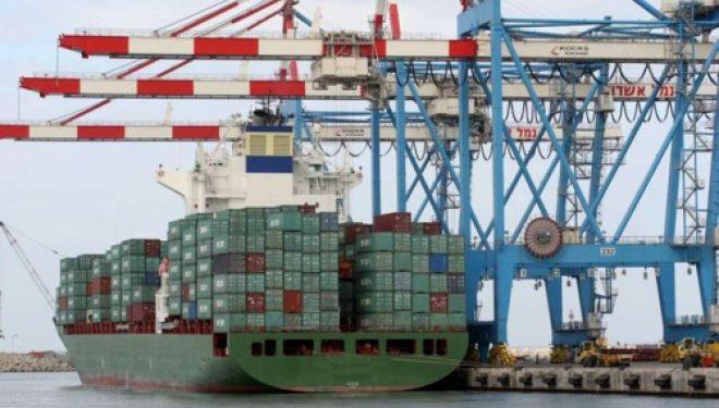 Ce matin, grève du port d'Ashdod en raison de l'embauche de nouveaux travailleurs
