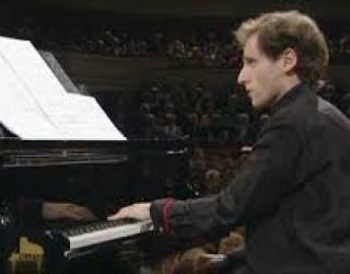 Recital du pianiste BORIS GILTBURG qui aura lieu le Jeudi 28 mai a Jérusalem