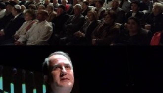 Ashdod : Honorons la mémoire des victimes de l'holocauste, nos frères assassinés par les nazis !